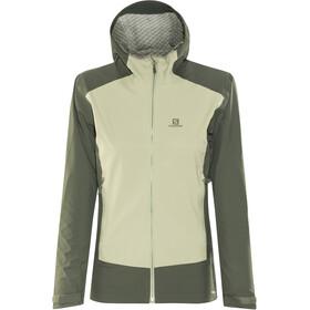 a205b74d Salomon La Cote Stretch 2.5L Jacket Women urban chic/shadow
